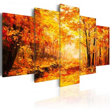 Tablou - Autumn Alley