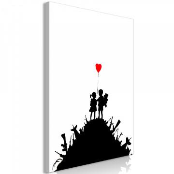 Tablou - Battlefield (1 Part) Vertical