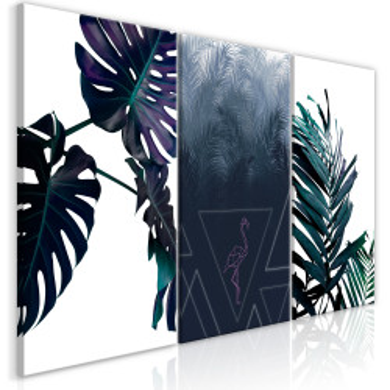 Tablou - Cool Leaves (3 Parts)