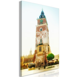 Tablou - Cracow: Town Hall (1 Part) Vertical