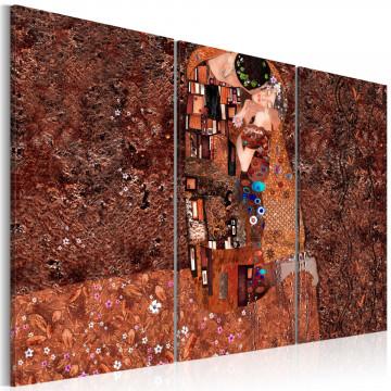 Tablou - Klimt inspiration - The Color of Love