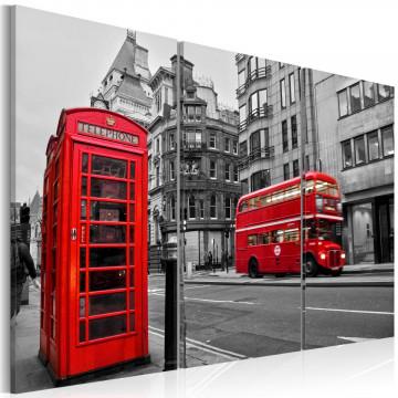 Tablou - London life
