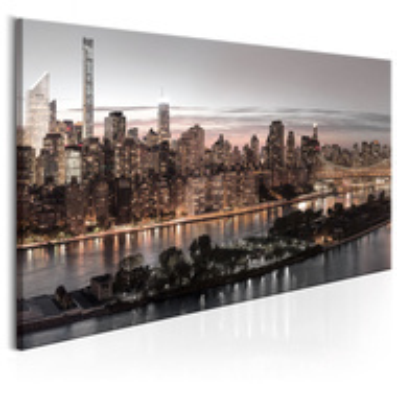 Tablou - Manhattan at Twilight