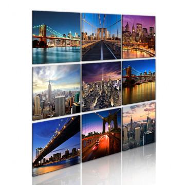 Tablou - New York in nine scenes