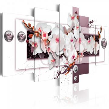Tablou - Orchid's Mechanism