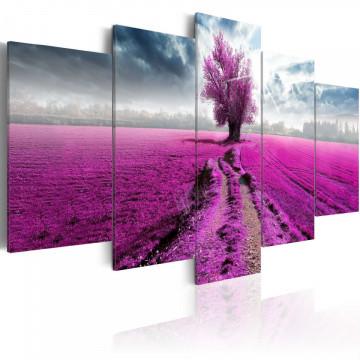 Tablou - Purple Land
