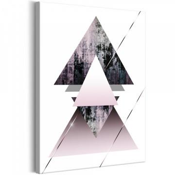 Tablou - Pyramid (1 Part) Vertical