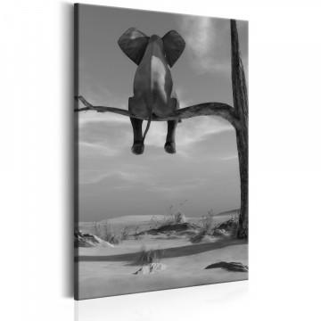 Tablou - Resting Elephant