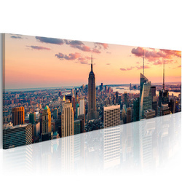 Tablou - Sea of skyscrapers - NYC