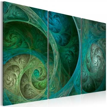 Tablou - Turquoise oriental inspiration