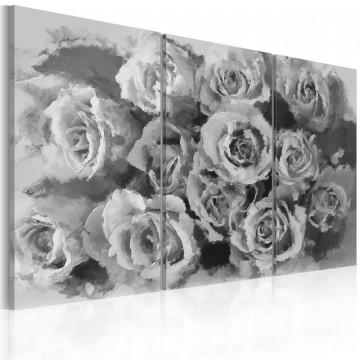 Tablou - Twelve roses - triptych
