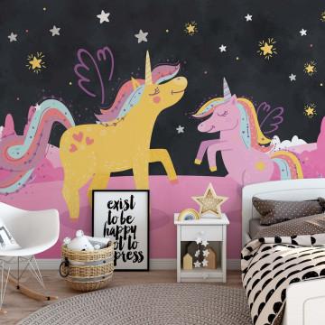 Ula la Unicornio & Lola under the Stars
