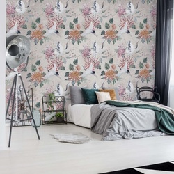 Vintage Pattern Photo Wallpaper Wall Mural