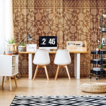 Wood Pattern Texture Photo Wallpaper Wall Mural