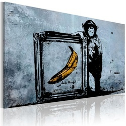 Tablou - Inspired by Banksy