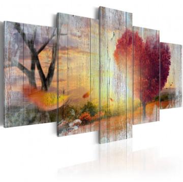 Tablou - Lovers' Autumn