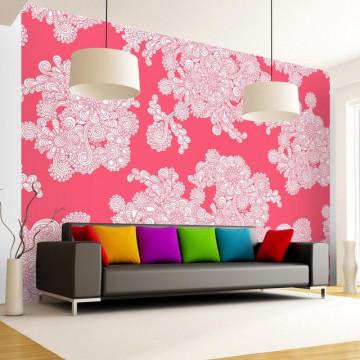 Fototapet - Pink clouds