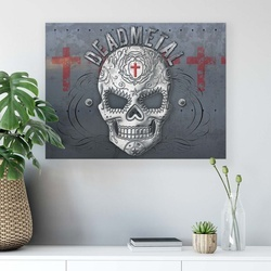 Alchemy & Gothic Canvas Photo Print