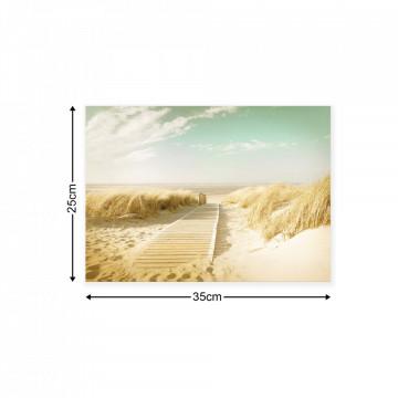 Beach & Coastal Canvas Photo Print