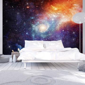 Fototapet autoadeziv - Galaxy