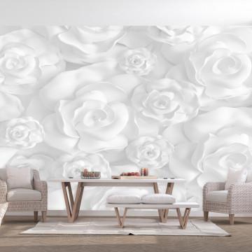 Fototapet autoadeziv - Plaster Flowers