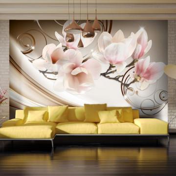 Fototapet autoadeziv - Waves of Magnolia