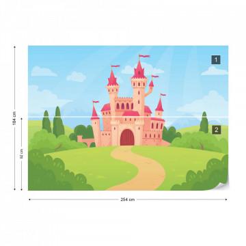 Fototapet - Castelul de Basm din Palovia