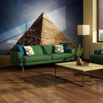 Fototapet - Egyptian pyramid