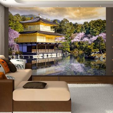 Fototapet - Japanese landscape