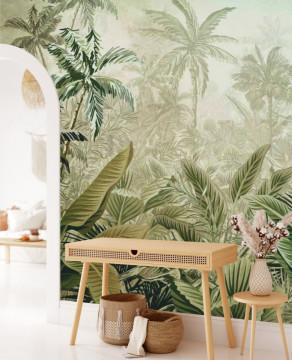 Fototapet - Padure tropicala