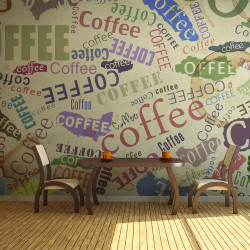 Fototapet - The fragrance of coffee