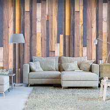 Fototapet - Wooden Alliance
