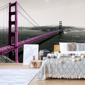 Golden Gate Bridge San Francisco Photo Wallpaper Wall Mural
