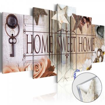 Imagine pe sticlă acrilică - The Right Key for The Right Door [Glass]