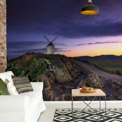 Mill Photo Wallpaper Mural