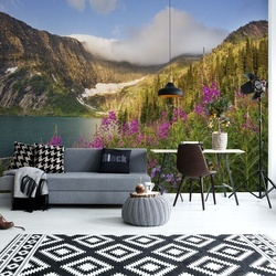 Nature's Glory Photo Wallpaper Mural