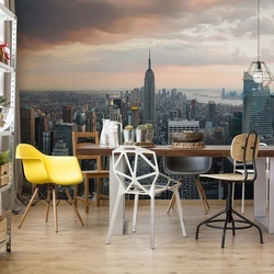 New York City Empire State Building Photo Wallpaper Wall Mural