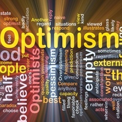 Optimism Photo Wallpaper Wall Mural