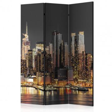 Paravan - New York at Twilight [Room Dividers]