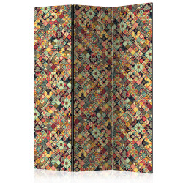 Paravan - Rainbow Mosaic [Room Dividers]