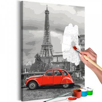 Pictatul pentru recreere - Car in Paris