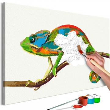 Pictatul pentru recreere - Chameleon