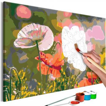 Pictatul pentru recreere - Colorful Meadow