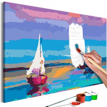 Pictatul pentru recreere - Sea Landscape