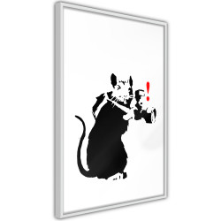 Poster - Banksy: Rat Photographer
