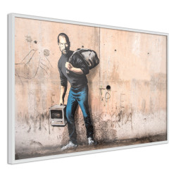 Poster - Banksy: The Son of a Migrant from Syria