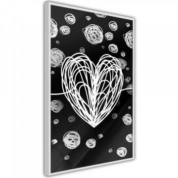 Poster - Entangled Heart