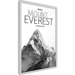 Poster - Peaks of the World: Mount Everest