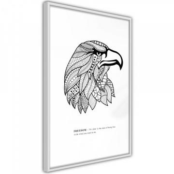 Poster - Symbol of Freedom