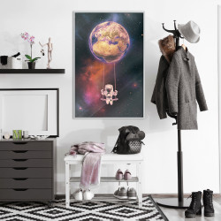 Poster - The Whole World is a Playground